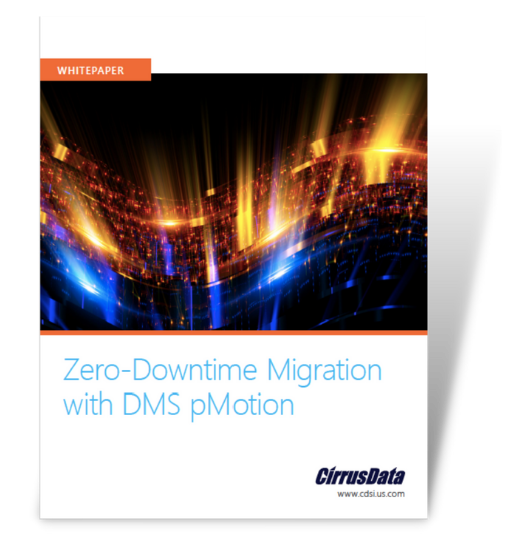 Zer0-Downtime Migration with DMS pMotion